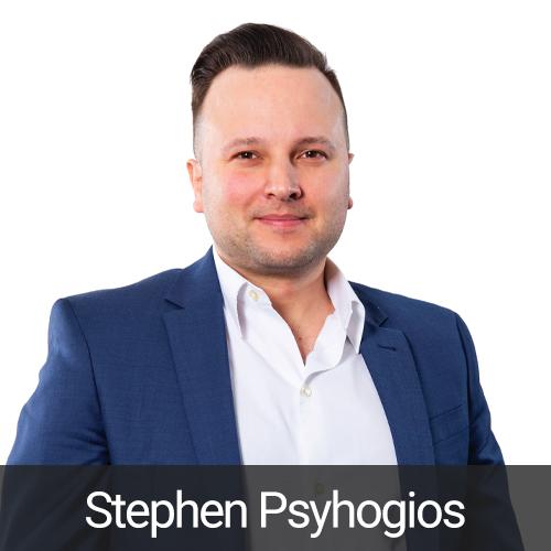 Stephen Psyhogios
